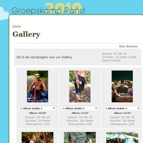 Groepskamp Ranst screen 3