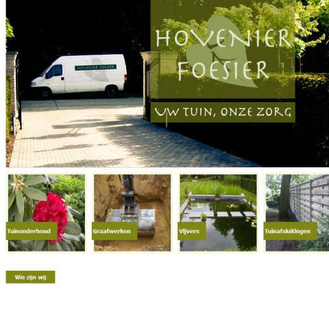 Hovenier Foesier screen 1